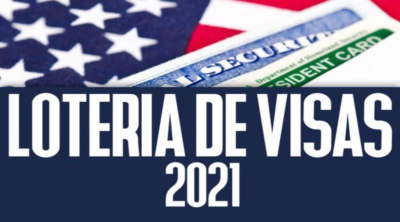 Cómo revisar el estatus de la Lotería de Visas de EEUU 2020 2021