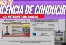 Renovación de nueva Licencia de Conducir Electrónica con pago en Línea y selfie INTT (Video Septiembre 2020)